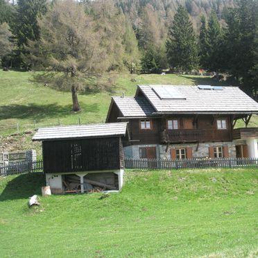 Mölltalhütte, Sommer