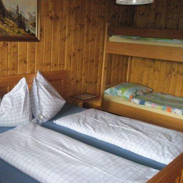 Mölltalhütte, Schlafzimmer