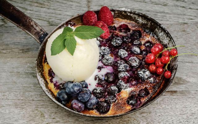 BIO HOTEL Adler: Dessert