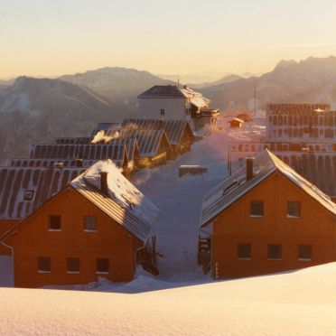 Erlakogelhütte am Feuerkogel, Winter