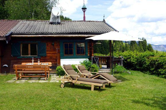 Sommer, Chalet Alpenstern, Kitzbühel, Tirol, Tirol, Österreich