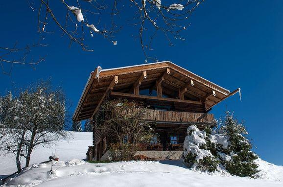 winter, Chalet Alpenglück in Kitzbühel, Tirol, Tyrol, Austria