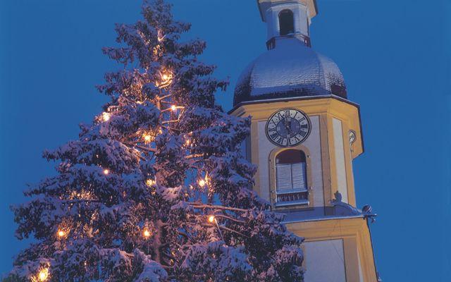 Glittering moments in Advent