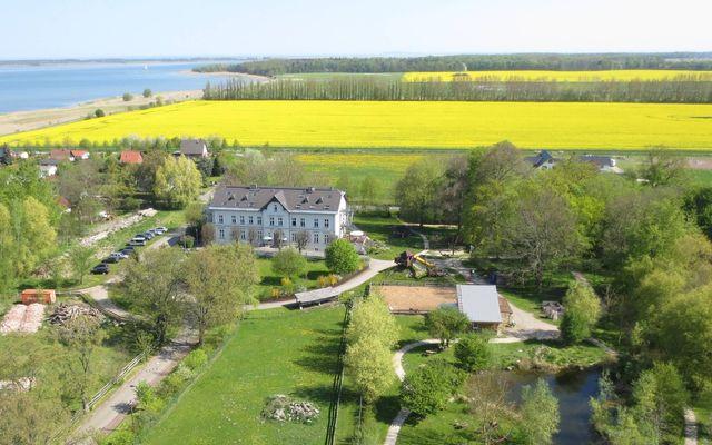 Biohotel Gut Nisdorf: Luftaufnahme