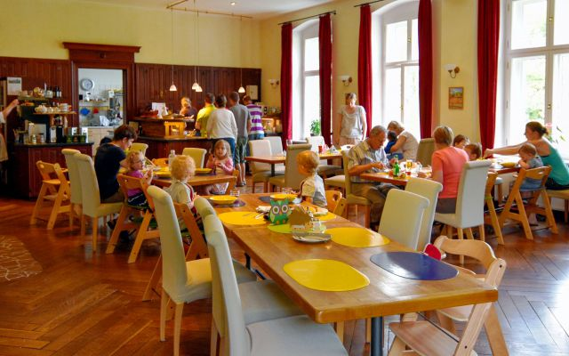Biohotel Gut Nisdorf: Restaurant