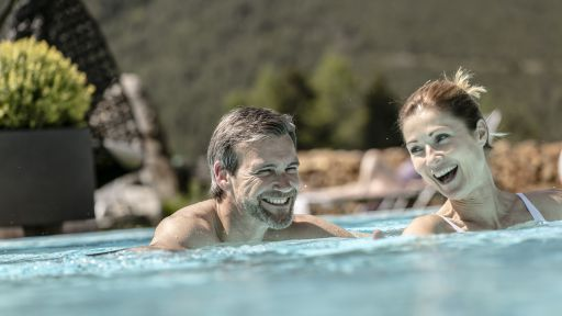 Biohotel Holzleiten Romantikurlaub Wellness Schwimmbad