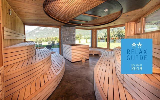 BIO HOTEL Holzleiten: neuer Wellnessbereich