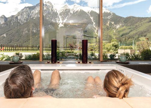 Biohotel Holzleiten Hotel Tirol Wellnesshotel Romantikurlaub - Bio-Wellnesshotel Holzleiten
