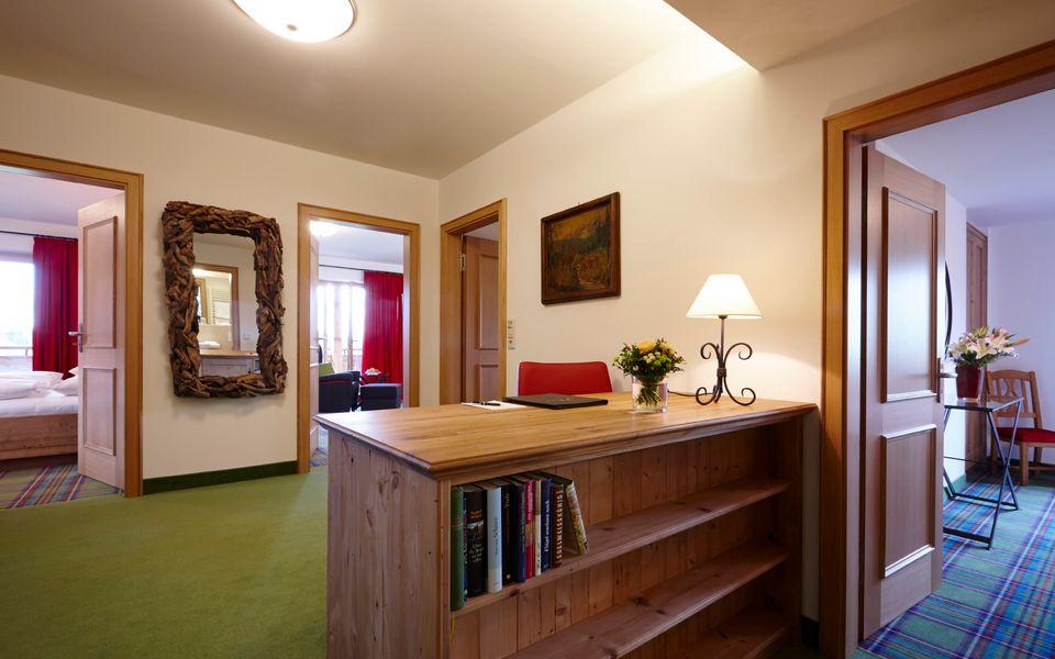 Family suite Steinplatte
