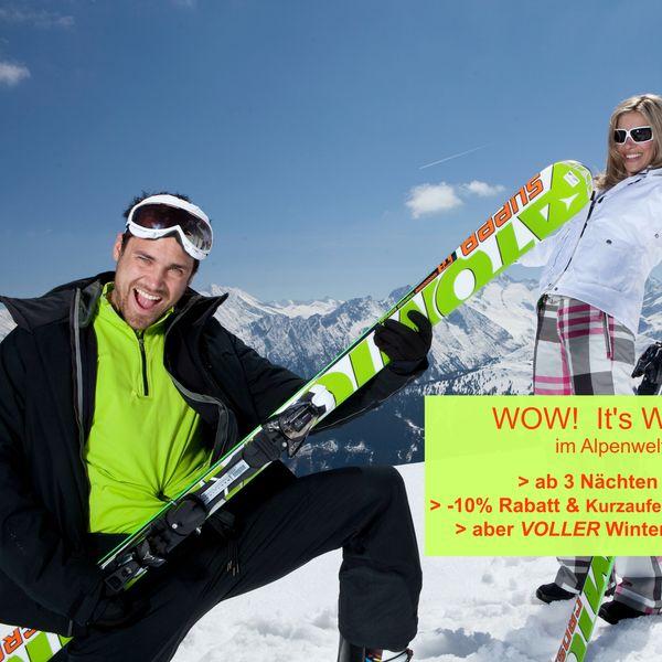 WinterSALE Deluxe | 21.03.-15.04.18 ab 3 ÜN