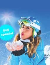 Ski Classic Deluxe 6=5 Special | 1 day & 1 night for free