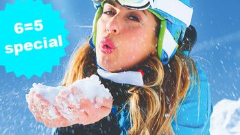 Ski Opening Deluxe 6=5 Special | 1 day & 1 night for free