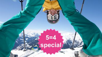 Ski Closing 5=4 Special | 1 day & 1 night for free