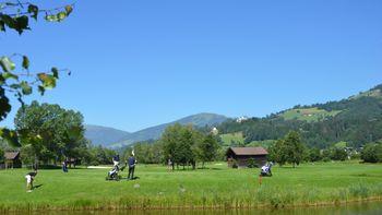 Golf & Wellness 7=6 Special | 1 Tag & Nacht geschenkt inkl. 3 Greenfees pro Erw.