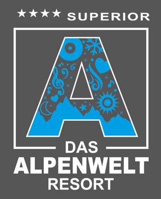 Das Alpenwelt Resort - Logo
