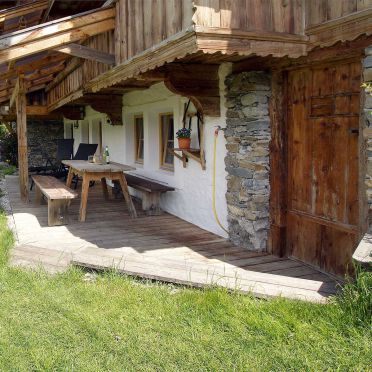 Bergchalet Klausner Enzian, Garten