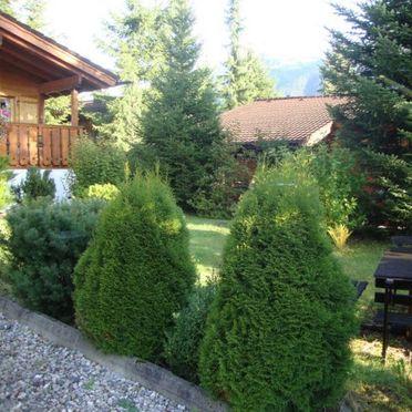Alpen-Chalets Haus Bernadette, eigener Garten