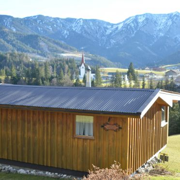 Sommer, Blockhütte Mühlegg in Steinberg am Rofan, Tirol, Tirol, Österreich