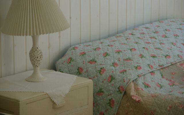 Biohotel Haus am Watt: Schlafzimmer