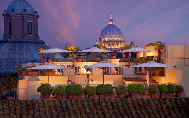 Biohotel Raphael: Auszeit in Rom