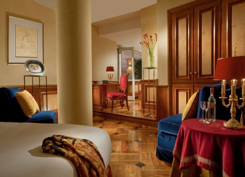 Bramante Suite (1/1) - Hotel Raphaël