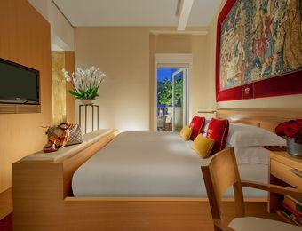 Richard Meier Executive Deluxe with Terrace - Hotel Raphaël