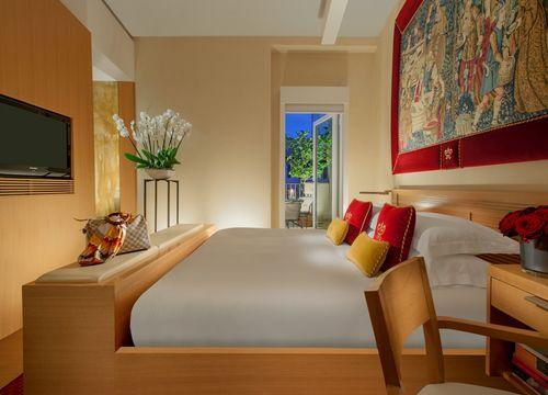 Richard Meier Executive Deluxe with Terrace (1/1) - Hotel Raphaël
