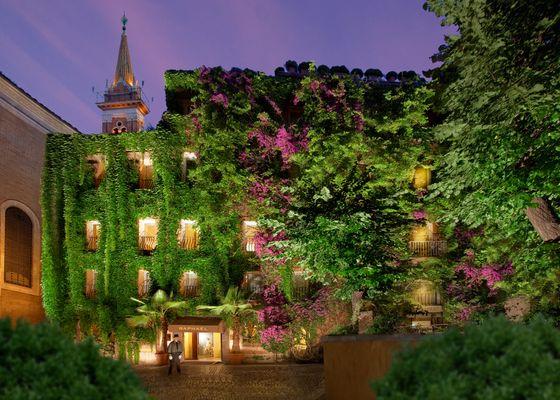 Sustainability - Hotel Raphaël