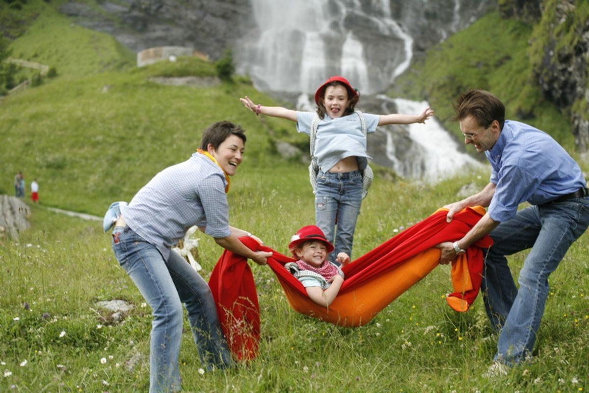 """Sommer in den Bergen """"Social Distancing"""""""
