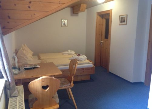 Pirker's room (1/3) - Pirker's Natur & Bio- Familienhotel