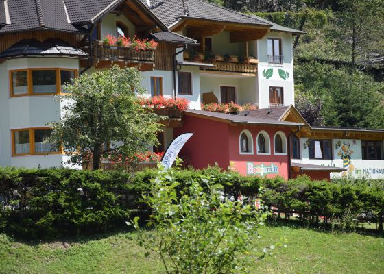 Viaggio sicuro - Pirker's Natur & Bio- Familienhotel