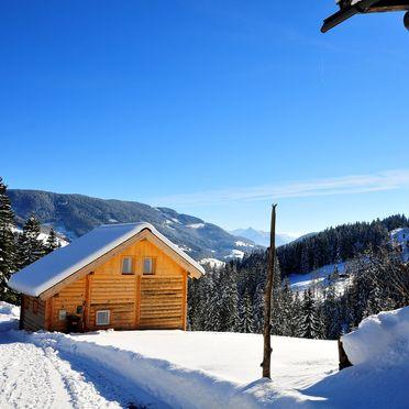 Hütte Höhenegg, Winter