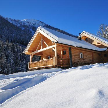 Winter, Hütte Höhenegg, St. Martin, Salzburg, Salzburg, Austria