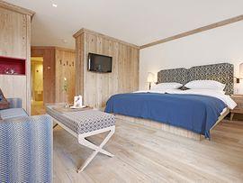 Stilvoll wohnen in den Zimmer und Suiten im Hotel Hochschober
