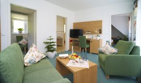 Mühlen Suite in the guesthouse 'Mühlbach'