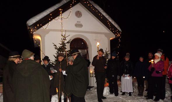 Adventtage im Quellenhof Leutasch