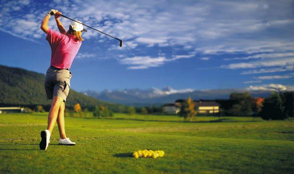Golf: licence in one week