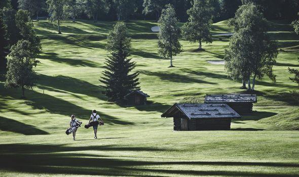Kurzwoche Golf Special