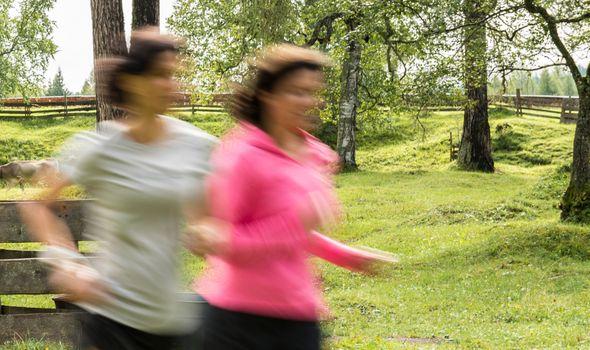 Laufen und Yoga mit Julia Böttger