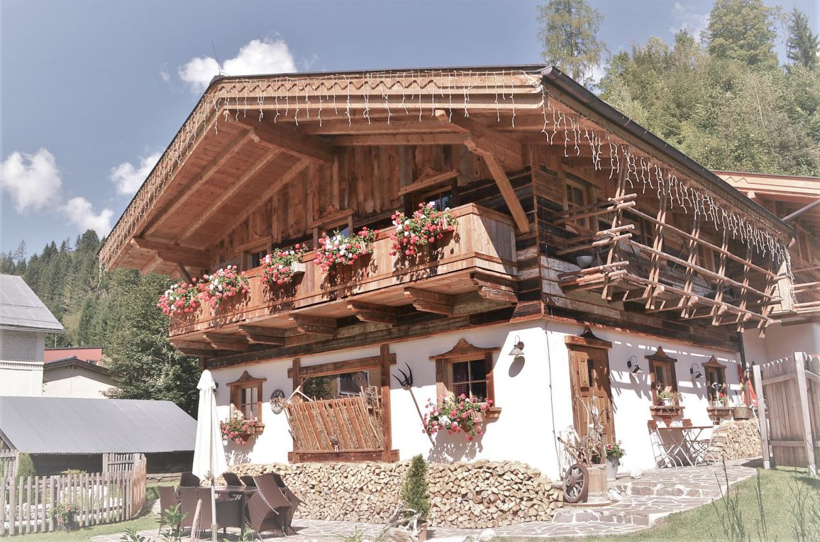 Almchalet am Hochkönig, Summer