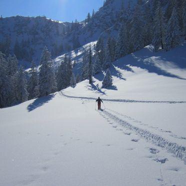 Winterlandschaft, Turracher Hütte in Ebene Reichenau - Turracher Höhe, Kärnten, Kärnten, Österreich