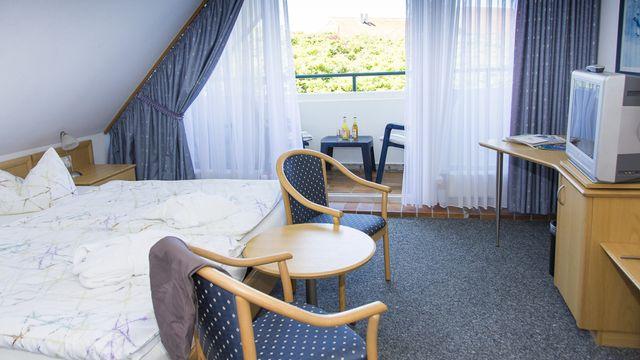 Familien Zimmer mit Balkon