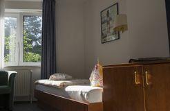 Single room (3/3) - Biohotel Strandeck