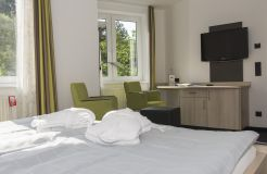 Junior suite standard (2/3) - Biohotel Strandeck
