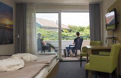 Organic junior suite with balcony (2/3) - Biohotel Strandeck