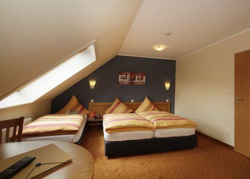 Comfort room (4/4) - Bio-Hotel Bayerischer Wirt