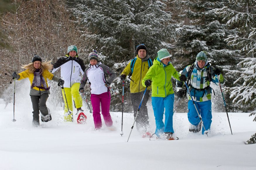 Winter & Schneeschuhwandern in den Alpen | 5 Nächte
