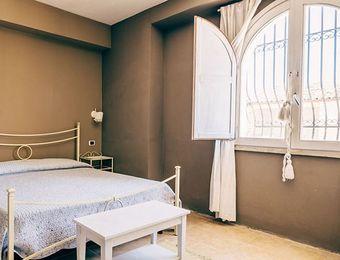 """Double room """"I Milinciani"""" - Bio-Agriturismo """"La Casa di Melo"""""""