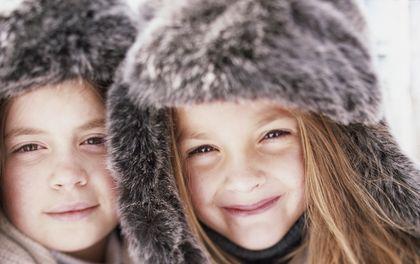 2-Raum-Winterspezial 2017 für Familien - 6 Nächte