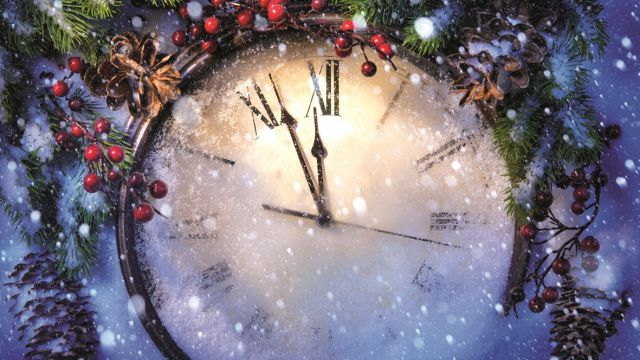 Kurz noch weg vor Weihnachten